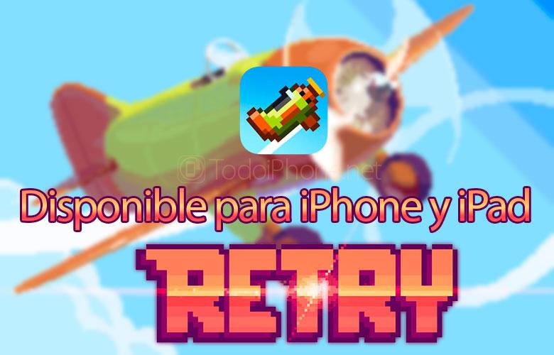 RETRY-Juego-iPhone-iPad