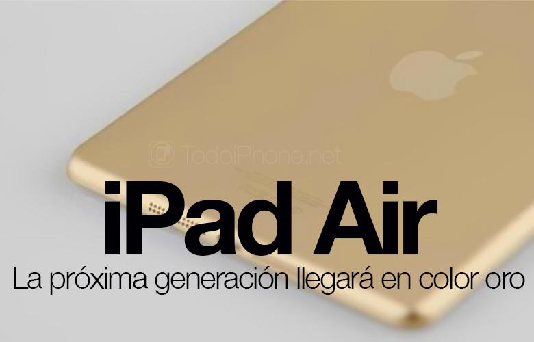 iPad-Air-2-Oro-Rumor