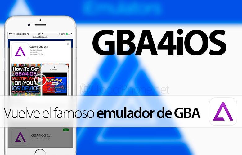 GBA4iOS-Emulador-iPhone