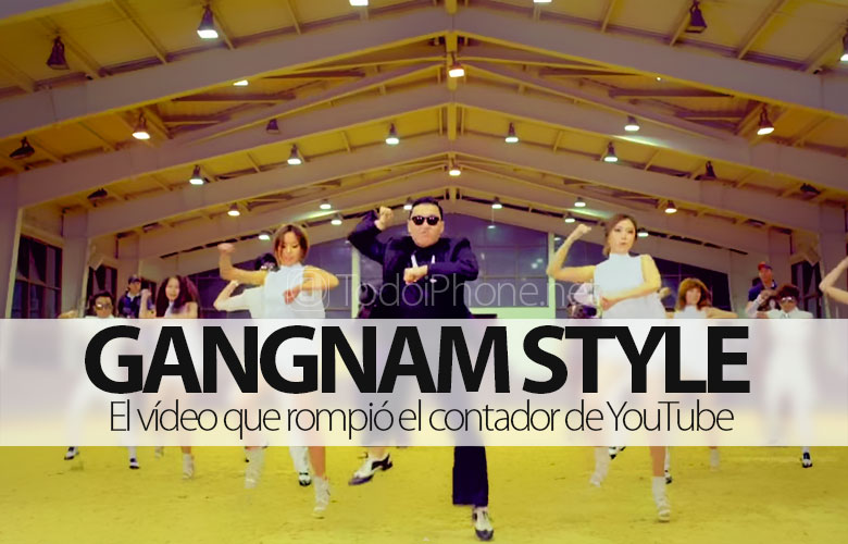 GANGNAM-STYLE-rompe-contador-YouTube