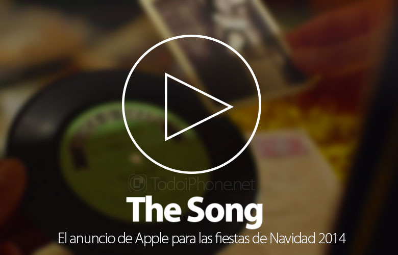 The-Song-Anuncio-Apple-Navidad-2014
