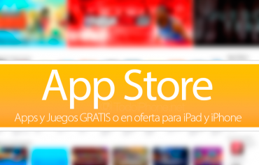 Apps-Juegos-oferta-GRATIS-iPad-iPhone