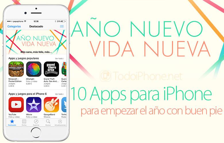 apps-iphone-empezar-2015-buen-pie