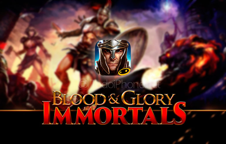 blood-glory-immortals-juego-iphone-ipad