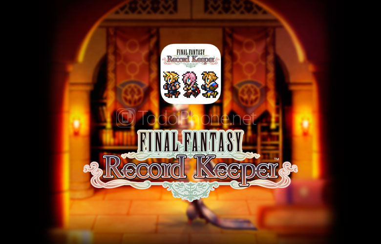 final-fantasy-record-keeper-juego-iphone