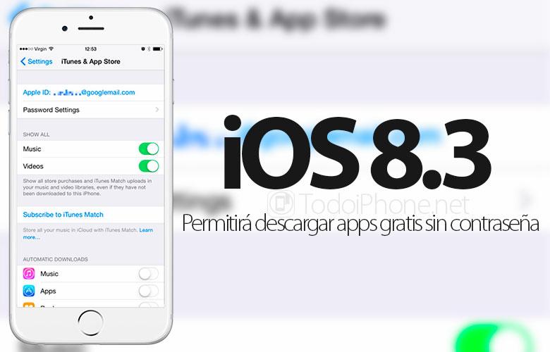 iOS-8-3-permitira-descargar-app-gratis-sin-password