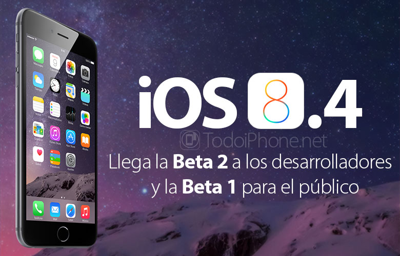 ios-8-4-beta-2-disponible-desarrolladores-beta-1-publico