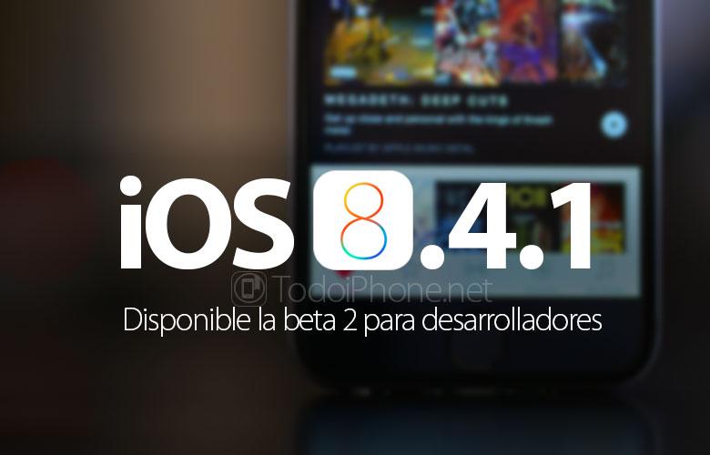 apple-publica-ios-8-4-1-beta-2-desarrolladores