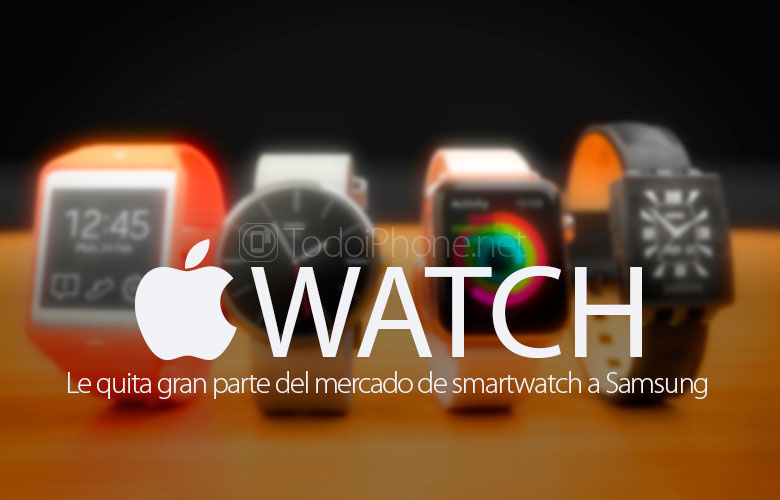 apple-watch-quita-parte-mercado-smartwatch-samsung