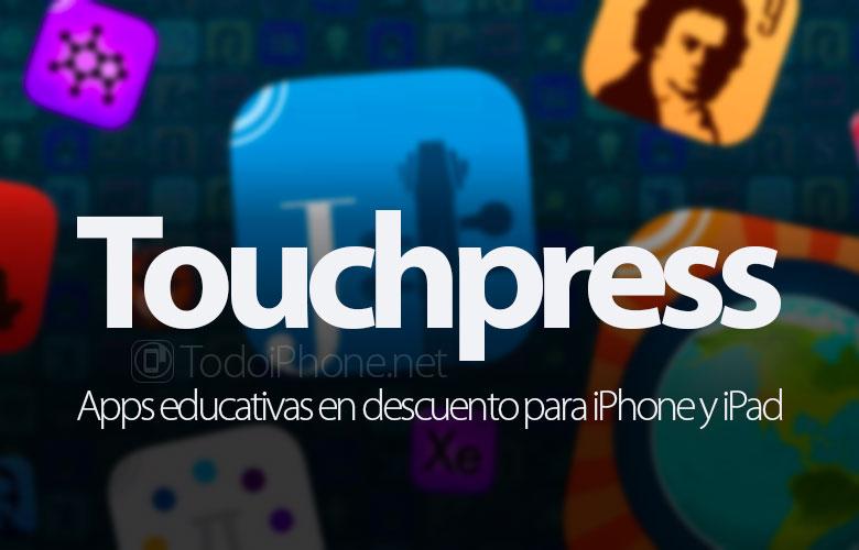 apps-educativas-touchpress-descuento-iphone-ipad