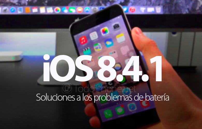 ios-8-4-1-soluciones-problemas-bateria