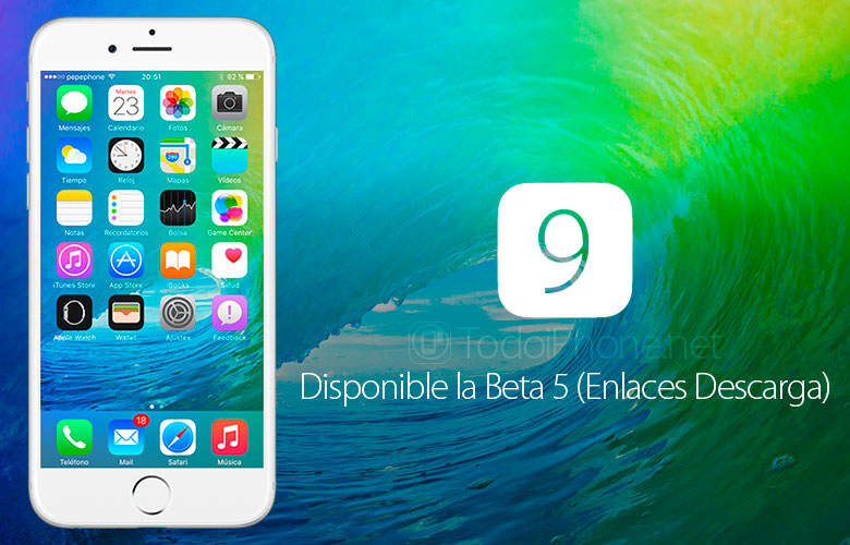 ios-9-beta-5-disponible-iphone-ipad-links