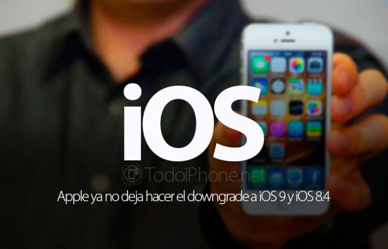 apple-deshabilita-downgrade-ios-9-ios-8-4-1