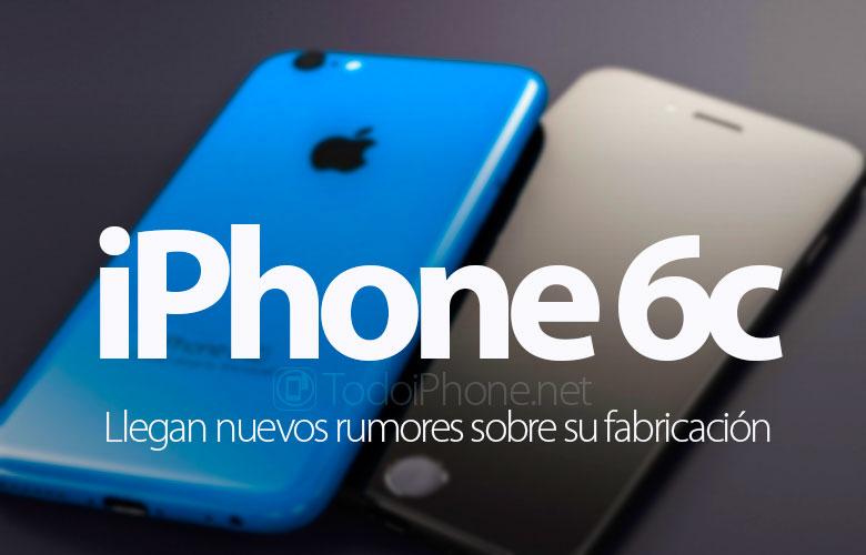 Apple y el rumor de un futuro iPhone 6c