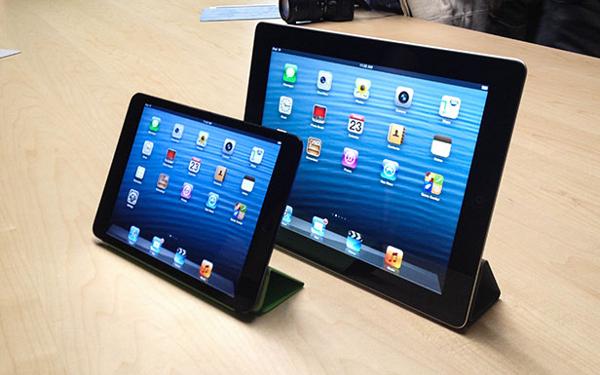 iPad mini - iPad 4