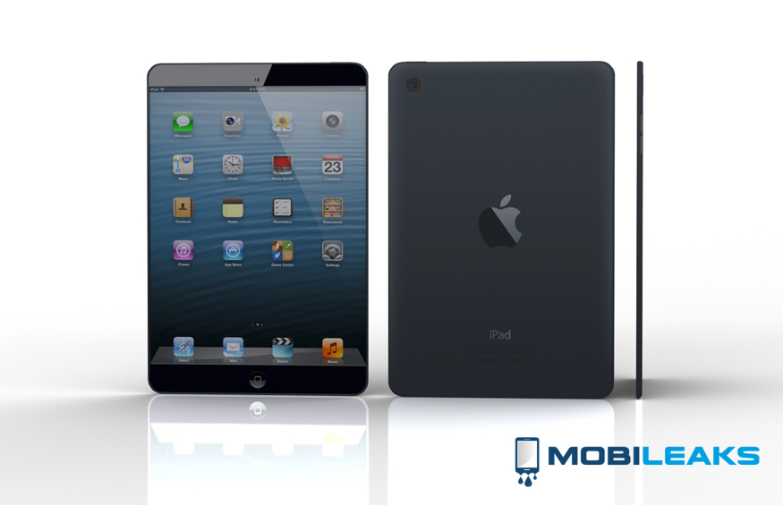 Render iPad Mini 2 by MobiLeaks
