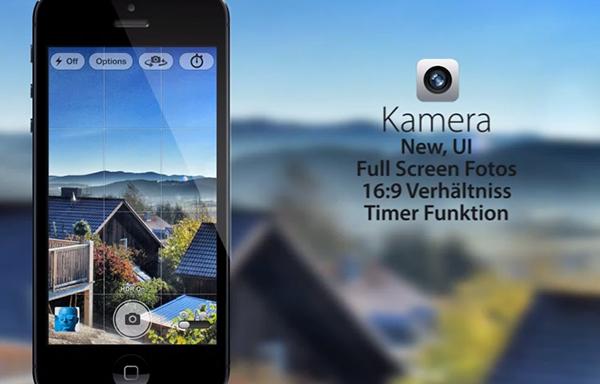 iOS 7 Concept - Aluminium User Interface and More