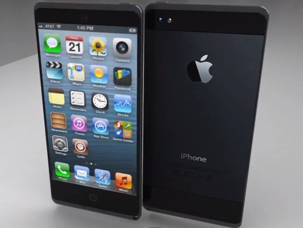iPhone 6 Concept - Wireless Charging, Water Resistant, Notification Leds