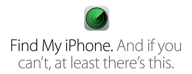 Buscar mi iPhone iOS 7