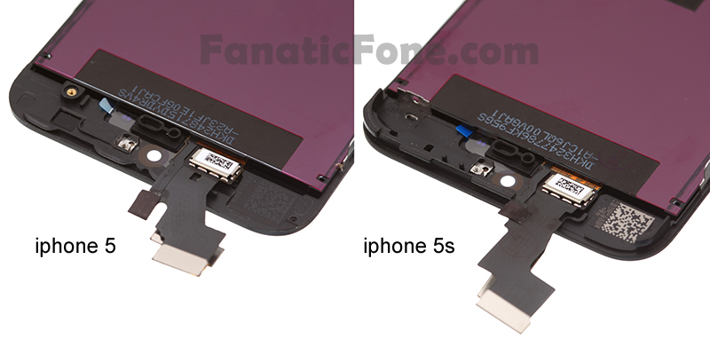 Pantalla iPhone 5S - 1