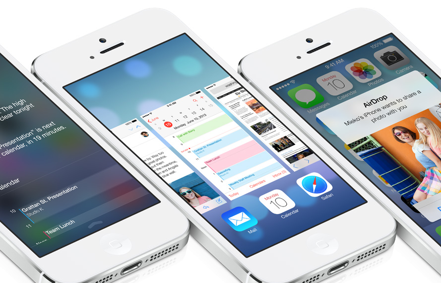 iOS 7 Features Thumbnail