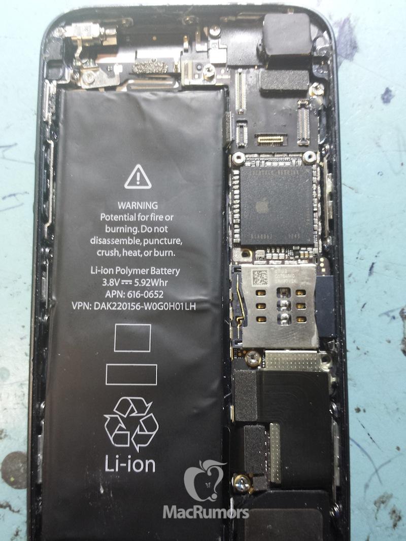 iPhone 5S Rumor - 2