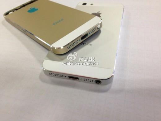 iPhone 5S Oro - 1