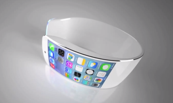 iWatch Concept con iOS 7