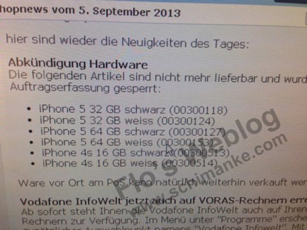 Documento Recorte Ventas iPhone 5