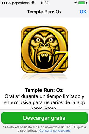 Descarga Temple Run OZ Gratis - 1