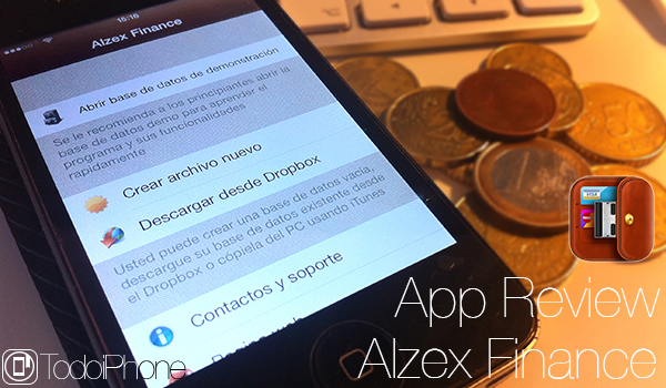 Alzex Finance - App Review