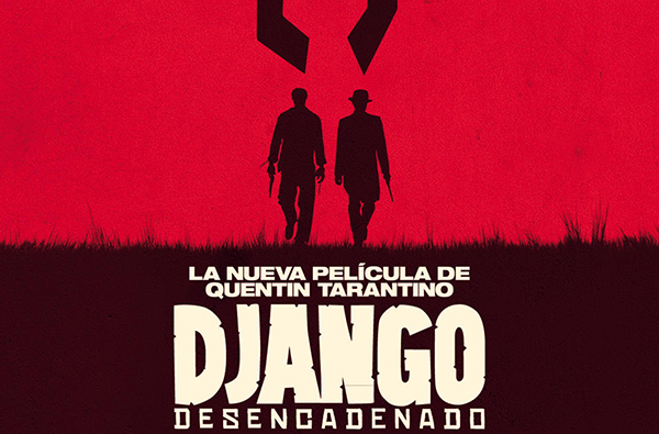 Django Desencadenado - Mejor Pelicula 2013