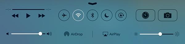 Guia AirPlay - Centro de Control