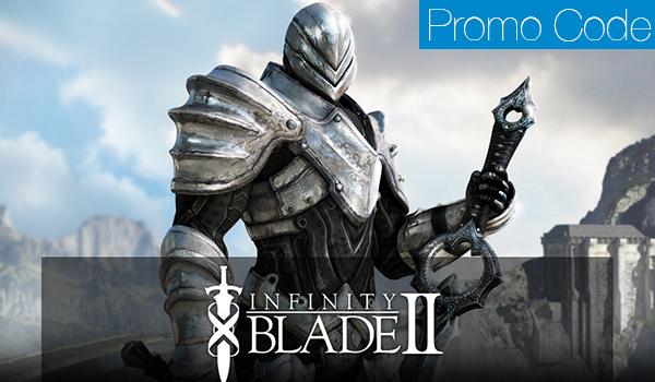 Infinity Blade II - Promo Code