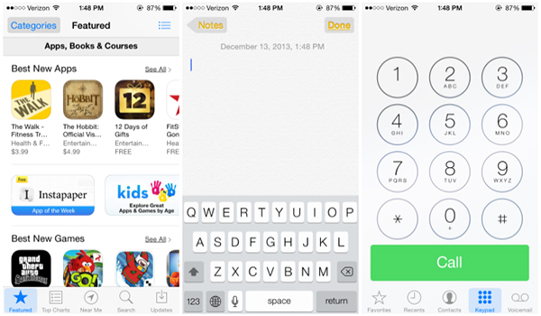 iOS 7.1 Beta 2 Novedades - Caracteristicas