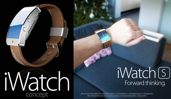 iWatch S - Concepto