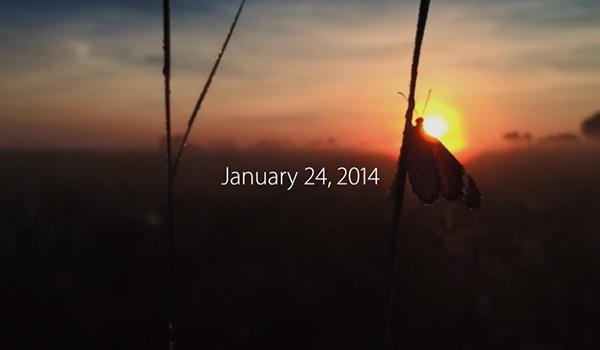 1.24.14 Vídeo 30 Aniversario Mac