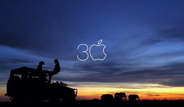 Apple 30 Years Mac - 1.24.14