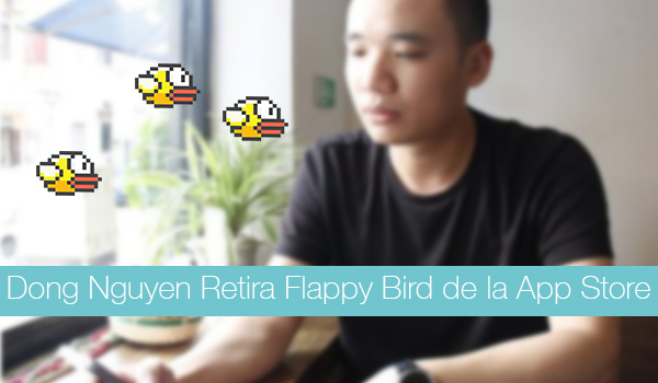 Dong Nguyen Retira Flappy Bird App Store