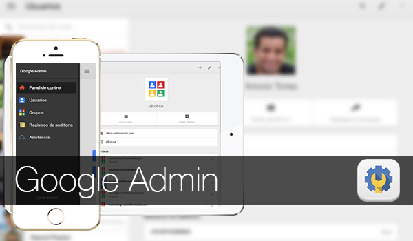 Google Admin iOS App