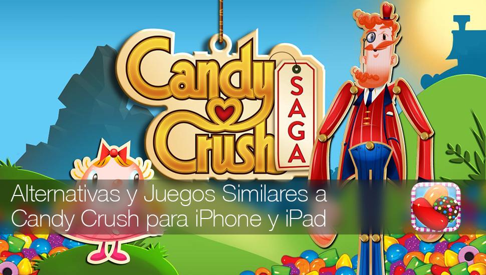Juegos Similares Candy Crush iPhone iPad
