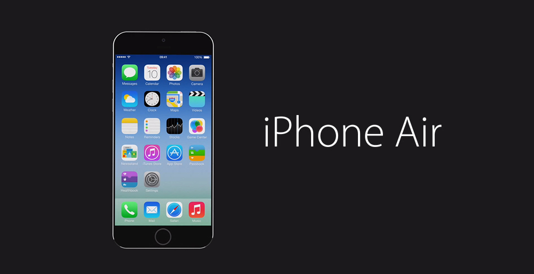 iPhone Air - Sam Beckett