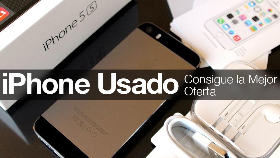iPhone Usado - Mejor Oferta Mercado