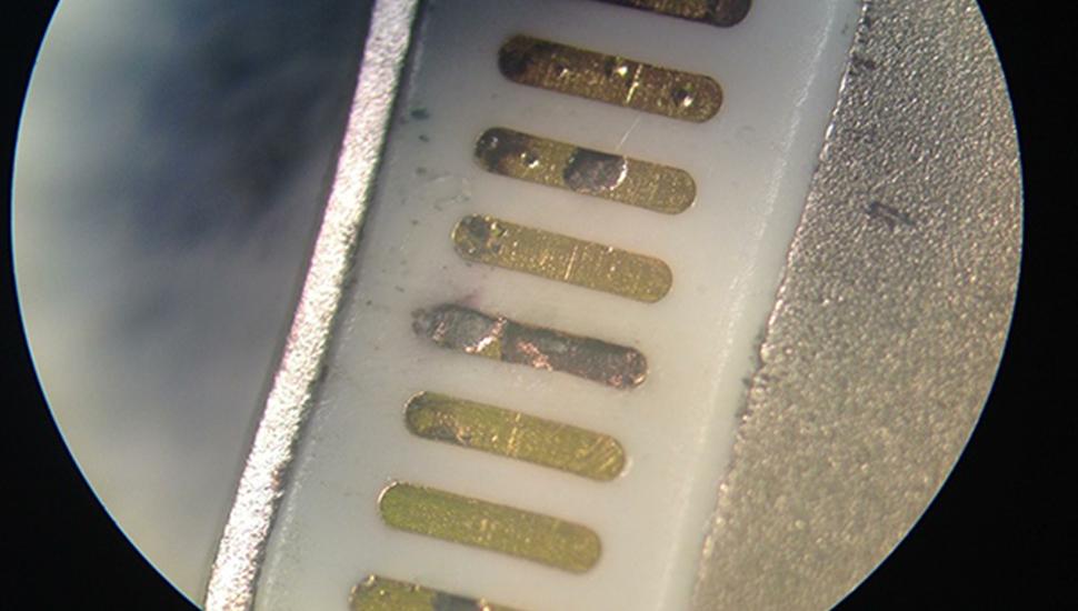 lightning cable microscopio