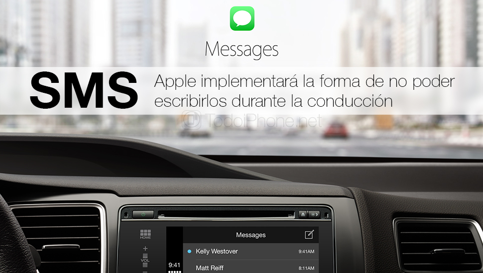 Apple-Impedira-Excribir-SMS-Conduccion