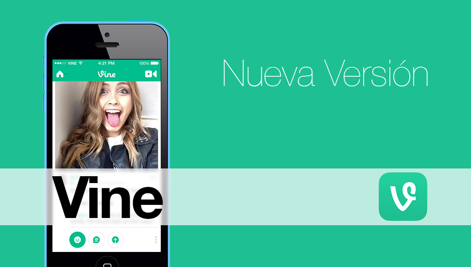 Vine - Nueva Version