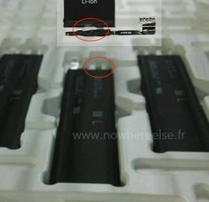iPhone 6 Bateria Fotos - Conector