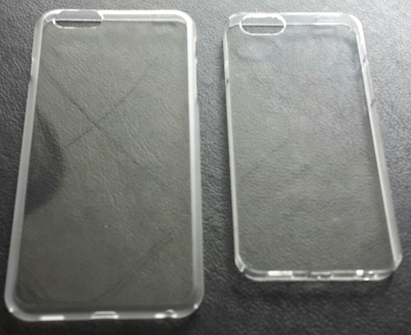 iPhone 6 Carcasa Transparente