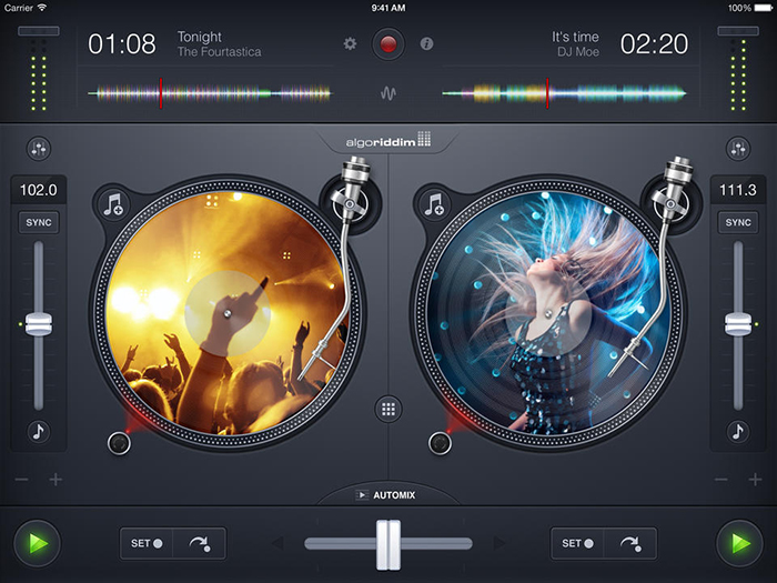 Djayy-2-iPhone-iPad-screenshot-1