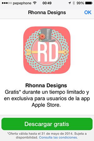 rhonna-designs-gratis-screenshot-1